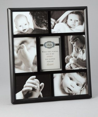 Havoc Gifts 'Baby' Rhinestone Collage Frame | Babies, Baby ideas ...