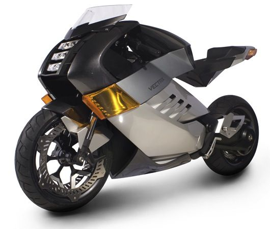 Most Expensive Motorbike In 2014 Vectrix Electric Super