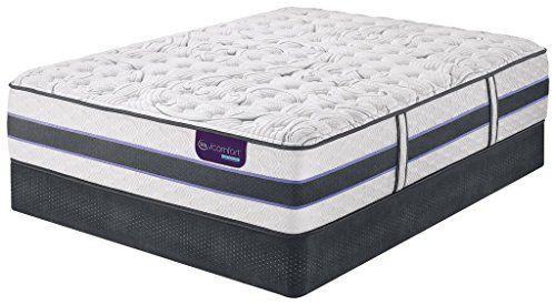 Serta Icomfort Hybrid Hb300q Smart Support Cushion Firm Mattress Only California King Firm Mattress Mattress Mattress Sets