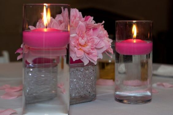 Hawaiian wedding centerpieces ideas benchs blog a homemade ideas junglespirit Image collections