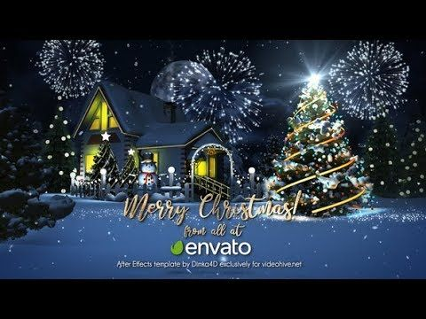 Christmas Videohive After Effects Templates