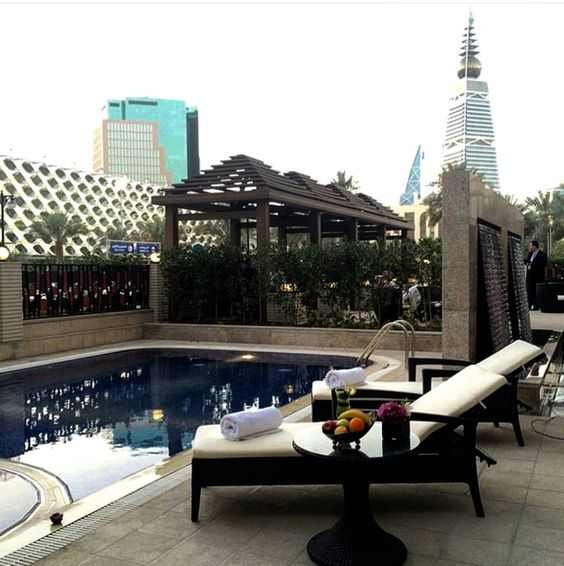 Al Faisaliah Hotel   Riyadh