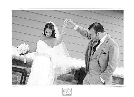 Natalie and Bobby's Wedding | Springfield Country Club | Krista Patton Photography