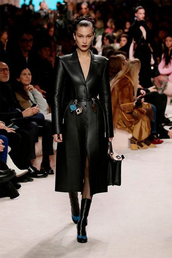 FENDI Women's Fall/Winter 2020/2021 Collection - Fashion Trendsetter