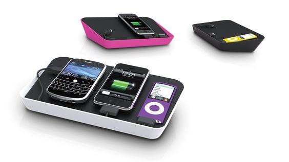 Multiple Gadgets Charging Dock.