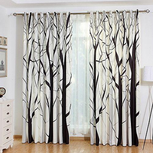 panels curtain blackout bedroom