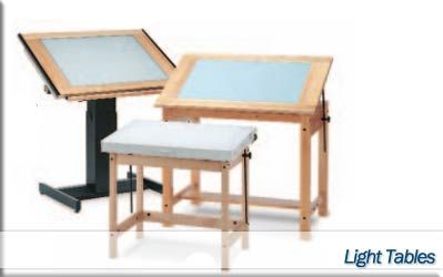 mayline lighted drafting table light tables drafting. Black Bedroom Furniture Sets. Home Design Ideas