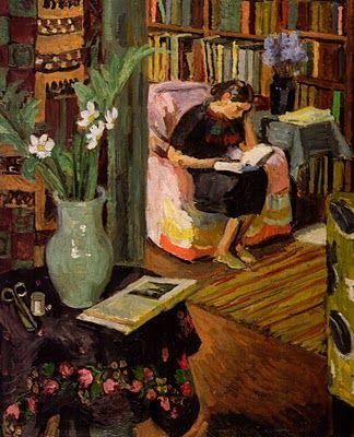VANESSA BELL THE ARTIST'S DAUGHTER (c. 1935-6)                                                                                                                                                     More
