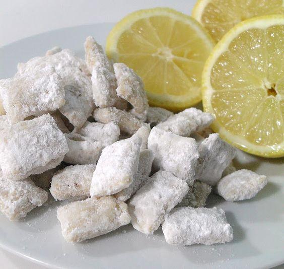 Lemon Chex Buddies (like Puppy Chow)