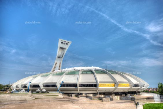 /Le stade olympique