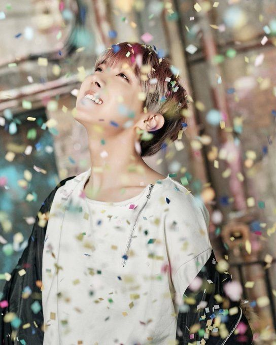 Image result for j-hope you never walk alone concept photos