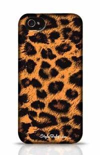 Leopard Skin Apple iPhone 4 Phone Case