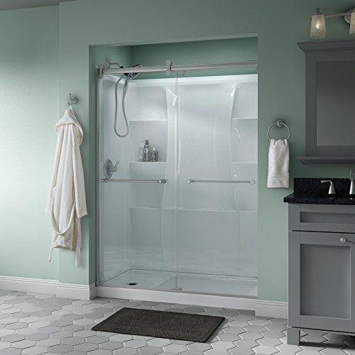 Delta Shower Doors Sd3172710 Windemere 60 X 71 Semi Frameless