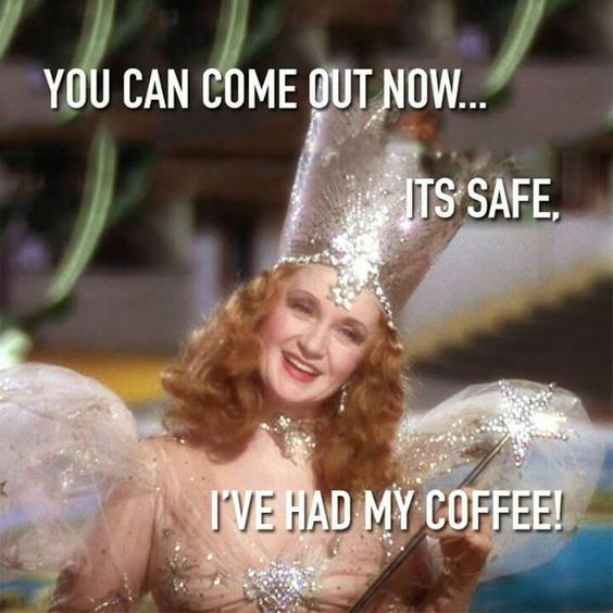 You and me both, Glinda!