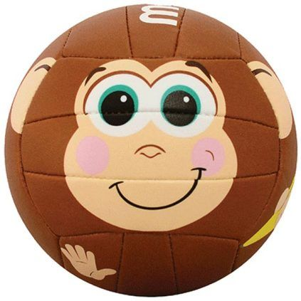 We're going bananas over this new Monkey Volleyball by Molten