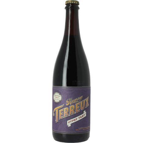 Bruery Terreux Gypsy Tart - Bière Flanders Red Brown Ale