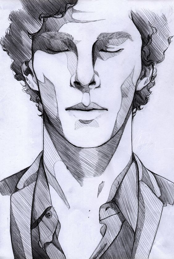 The lonely - Sherlock by Mi-caw-ber.deviantart.com: