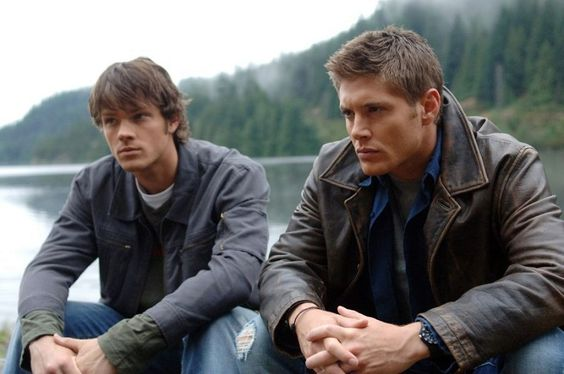 """Supernatural (2005)  Dir: Eric Kripke Stars: Jared Padalecki, Jensen Ackles, Jim Beaver  Two brothers follow their father's footsteps as """"hunters"""" fighting evil supernatural beings of many kinds including monsters, demons, and gods that roam the earth.  Click here: http://www.watchfree.to/watch-2b2e-Supernatural-tv-show-online-free-putlocker.html"""
