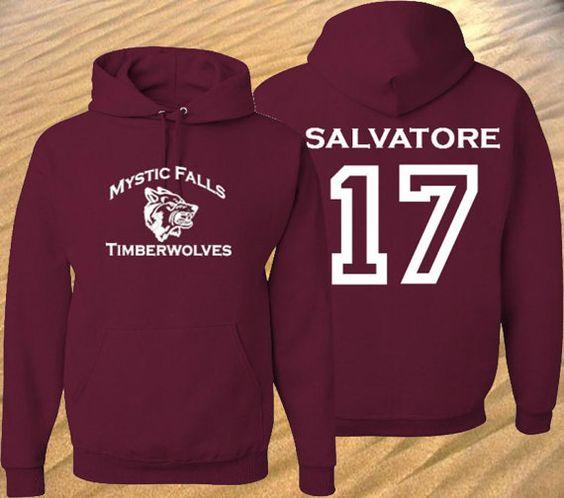 Mystic Falls Timberwolves Ebay The Vampire Diaries