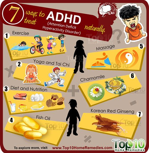 How to Treat ADHD Naturally:
