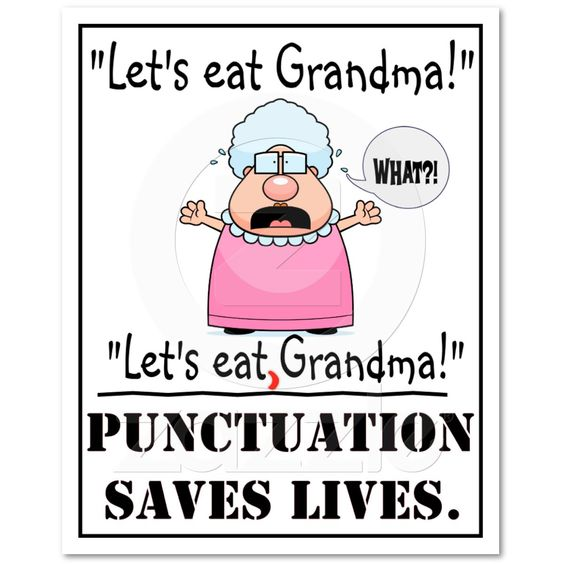 How can I make reading, punctuation and grammar fun?