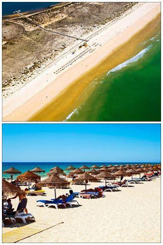 Praia da Terra Estreita [Santa Luzia] – Ilha de Tavira, Algarve