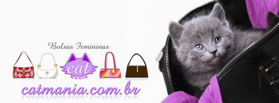 Bolsas e Mochilas http://www.catmania.com.br/