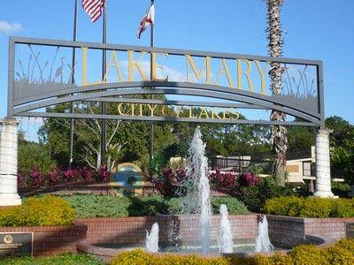 Lake Mary, City of Lakes