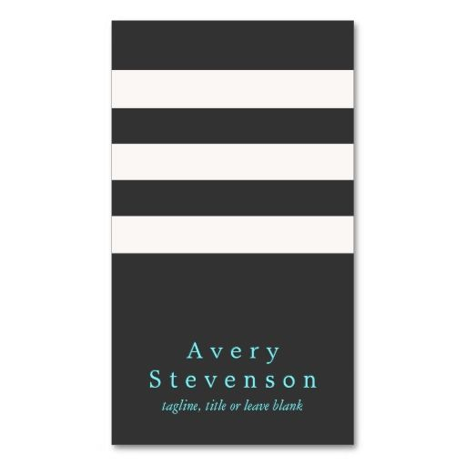 Cool Black and White Striped Modern Vertical Hip 2 Business Card Template. This is a fully customizable business card and available on several paper types for your needs. You can upload your own image or use the image as is. Just click this template to get started!