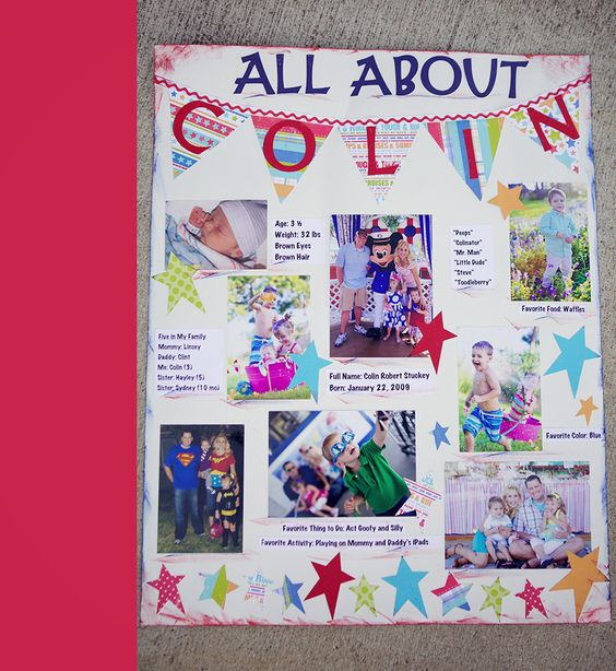 Colin's First Day Of Preschool » My Blog
