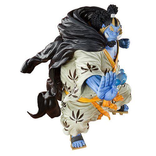 one piece knight of the sea jinbe figuartszero statue one piece figure lion sculpture statue