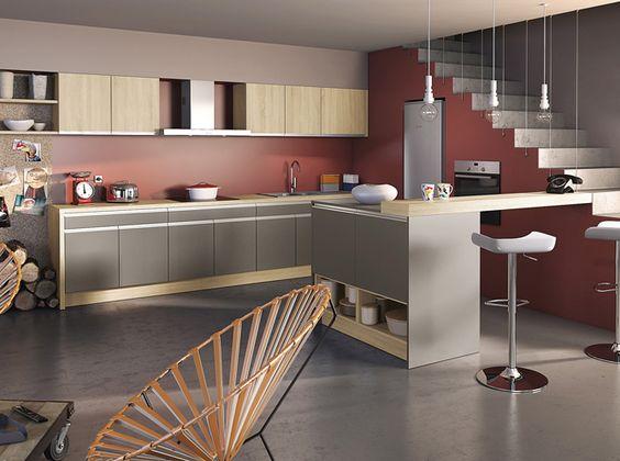 Design Mur Bordeaux Photo Socoo 39 C Cuisine Kitchen
