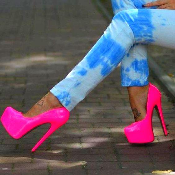Neon pink <33