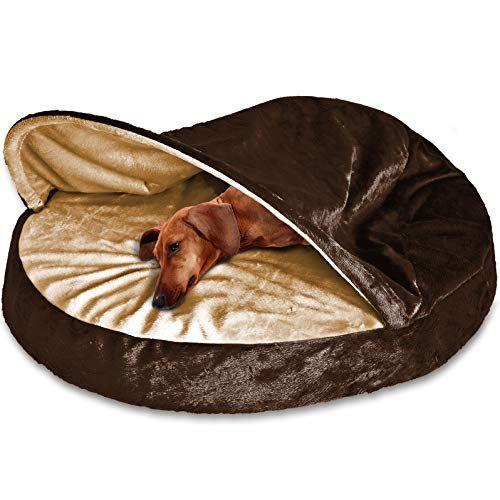 Furhaven Pet Dog Bed Orthopedic Round Microvelvet Snugg Https Www Amazon Com Dp B01ja8sdhy Ref Cm Sw R Pi Dog Pet Beds Orthopedic Dog Bed Cool Dog Beds
