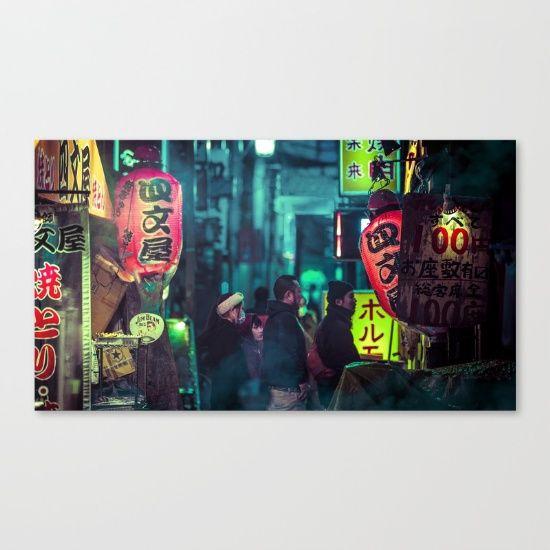 www.liamwong.com / Nakano Nights / Society6