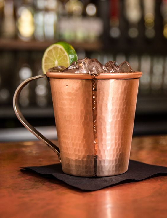 Hand hammered copper mugs, made with extra heavy gauge copper, these will stand the test of time.