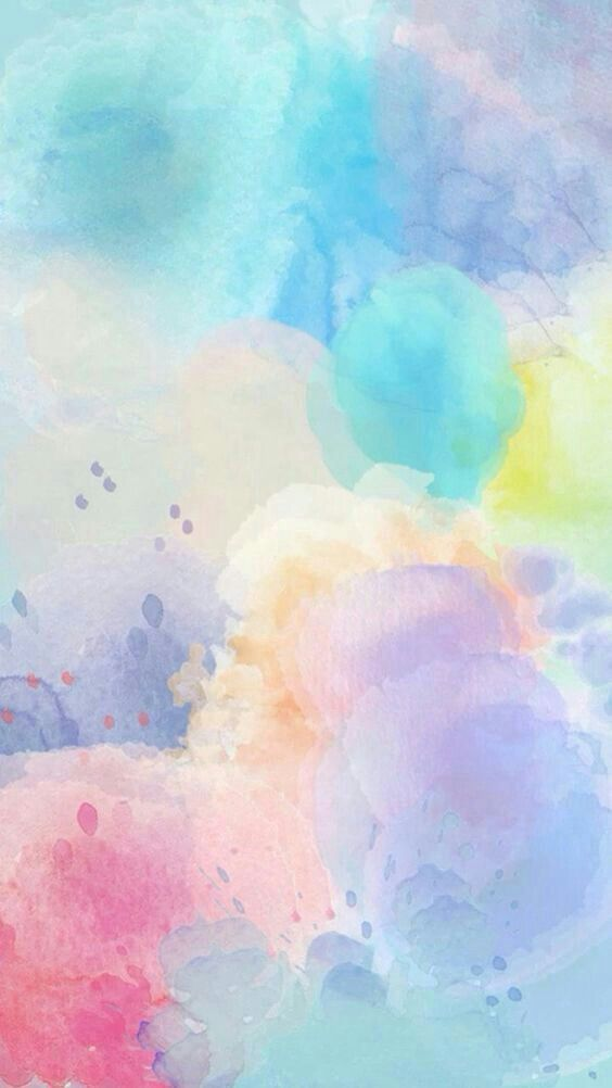 40 Beautiful Wallpaper Tumblr Iphonewallpaper Watercolor