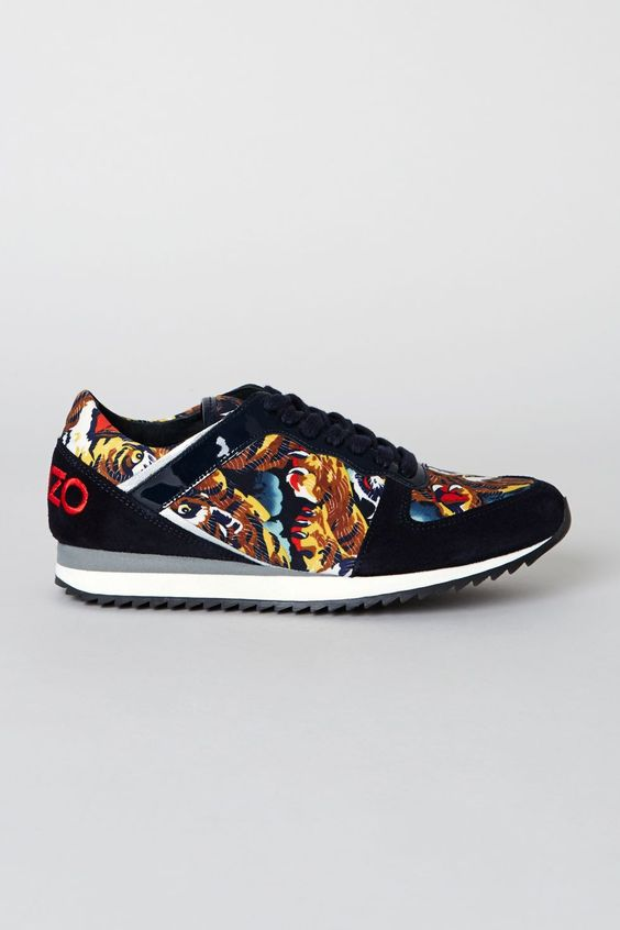 8804ed28501 Chaussures Kenzo Femme