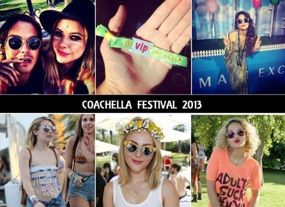 Coachella es una fiesta de disfraces