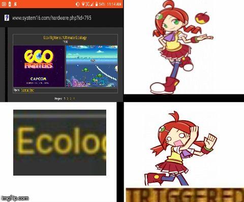 Image Result For Puyo Puyo Tetris Memes Puyo Memes Tetris