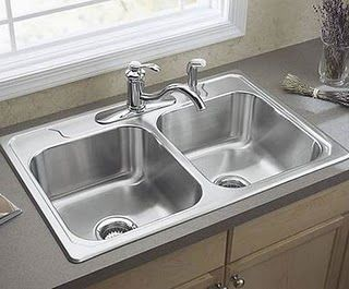 Como instalar un fregadero en la cocina: Cleaner Recipes, Stainless Steel Sinks, Cleaning Ideas, Kitchen Sink, Diy Cleaner, Cleaning Recipes, Cleaning Householdtips