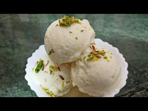 Coconut Ice Cream Recipe No Cream No Condensed Milk No Machine Ice Cream Youtube In 2020 Coconut Ice Recipe Dairy Free Recipes Coconut Milk Ice Cream