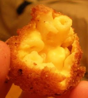 The cheese, Cheese bites and Mac on Pinterest