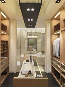 Master Bathroom With Walk In Closet. Master Bathroom With Walk Closet  Through Pictures