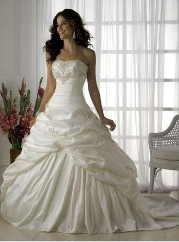 Http://www.ebay.com/itm/PLUS SIZE WEDDING GOWN IVORY CUSTOM SIZE 14 16 18  CORSET BACK FREE SHIPPING /111180986172?ptu003dWedding_Dressesu0026hashu003ditem19e2eu2026