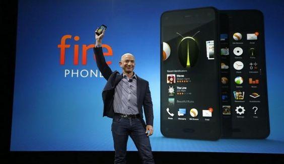 Amazon revela o novo Fire Phone