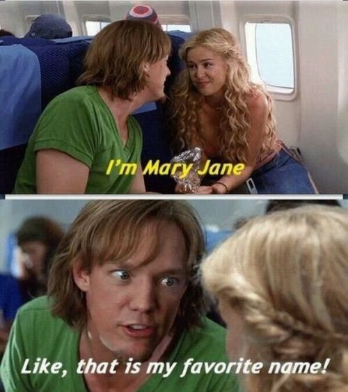 Image result for scooby doo mary jane post