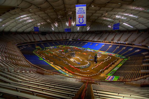 RCA Dome, Moster Energy Supercross [Indianapolis, IN]