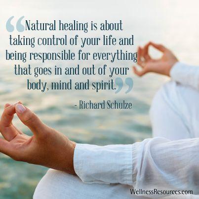 Speech On Nature The Best Healer