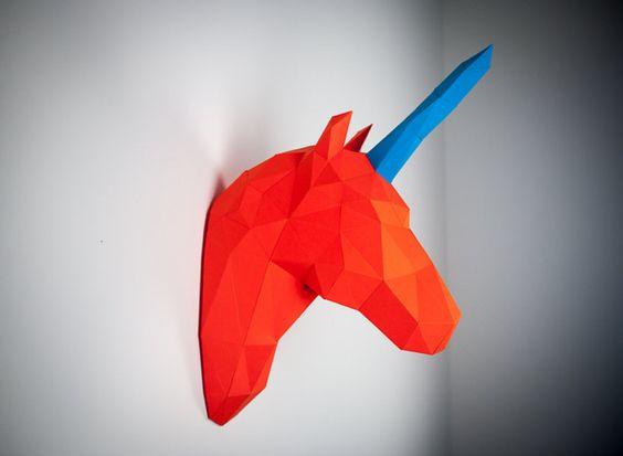 Papertrophy Unicorn 818